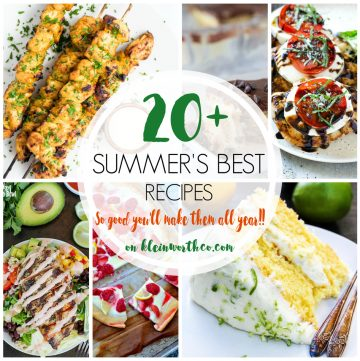 Summers Best Recipes