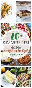 Summers Best Recipes