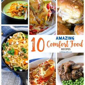 10 Comfort Food Recipes : Create Link Inspire 148