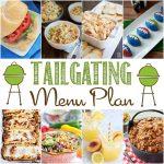 Best Tailgating Party Menu Plan