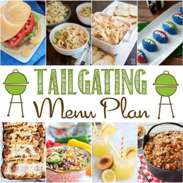 Best Tailgating Party Menu Plan