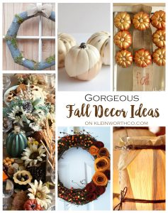 Gorgeous Fall Decor Ideas