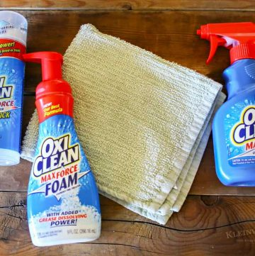 Laundry Stain Removal Tips