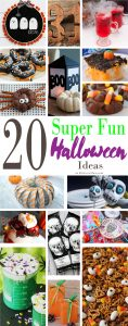 20 Super Fun Halloween Ideas