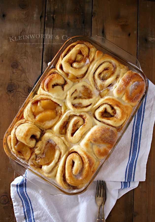 Best Apple Pie Cinnamon Rolls