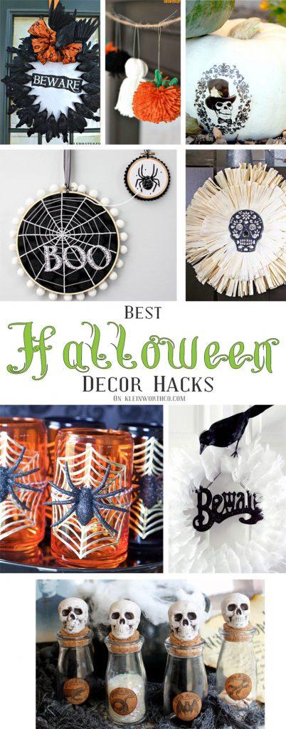 Best Halloween Decor Hacks