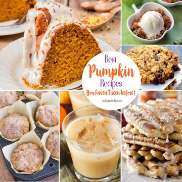 Best Pumpkin Recipes You Haven't Seen Before