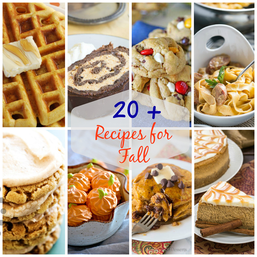 20 Best Fall Recipes