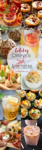 Best Holiday Drinks & Appetizers