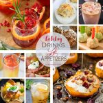 Best Holiday Drinks & Appetizers | Create Link Inspire 157