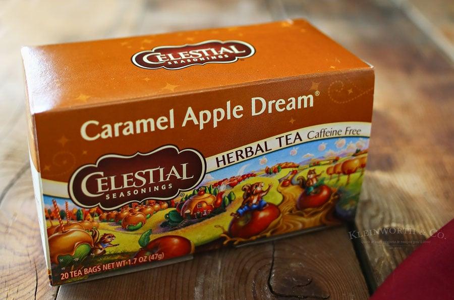 Caramel Apple Overnight Oats