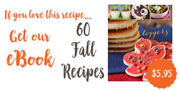 Fall recipes eBook