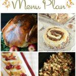 Best Thanksgiving Supper Menu Plan