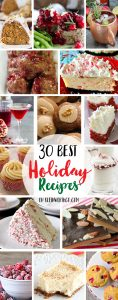 30 Best Holiday Recipes
