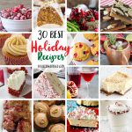 30 Best Holiday Recipes | Create Link Inspire 160