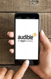 Holiday Travel with Audible