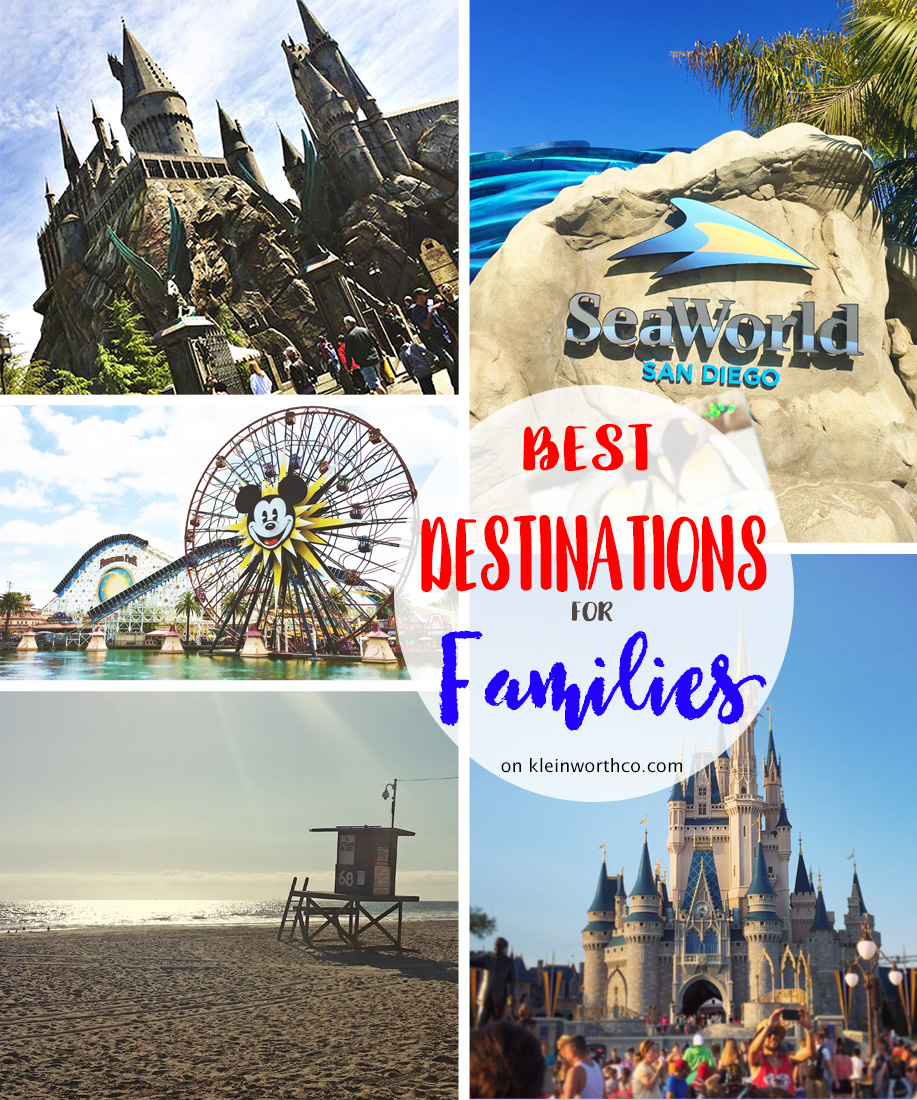 Best Destinations for Families