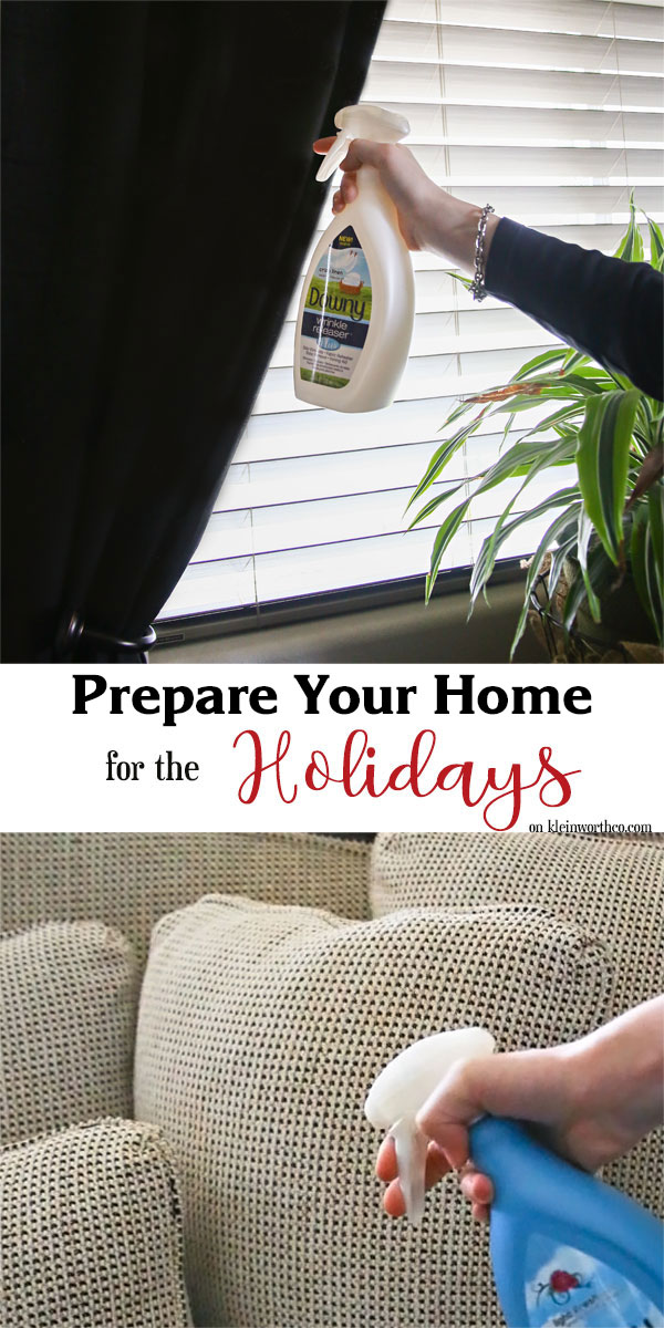 Prepare Your Home for the Holidays