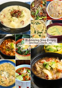 10 Amazing Soup Recipes