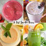 20 Best Smoothie Recipes