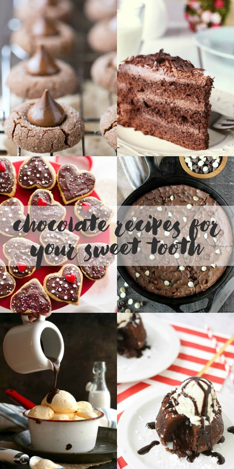 Ultimate Chocolate Recipes