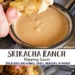 Sriracha Ranch Dipping Sauce
