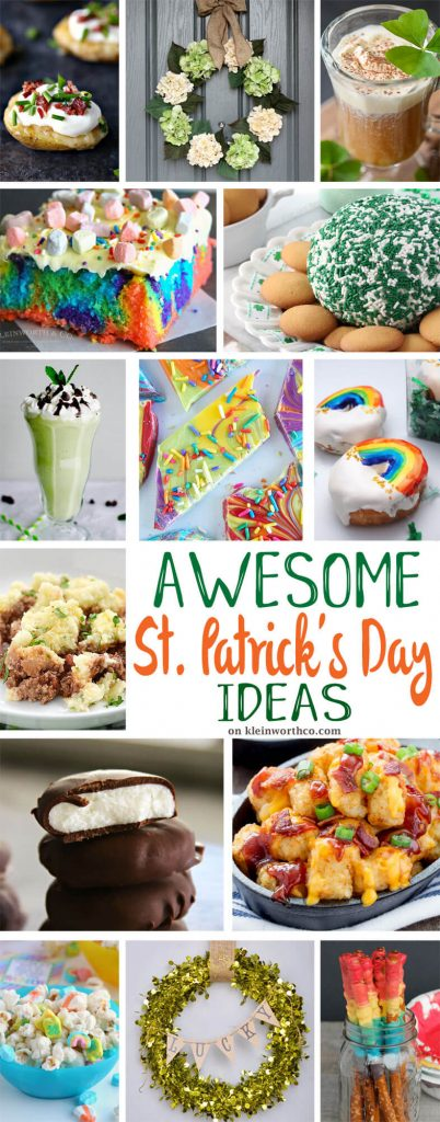 Awesome St. Patrick's Day Ideas