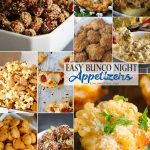 Easy Bunco Night Appetizers