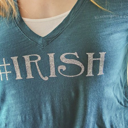 Hashtag Irish St. Patrick's Day Shirt