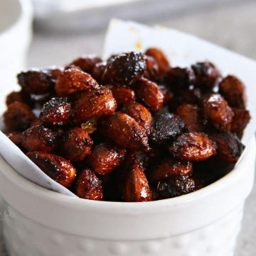 Sriracha Spice Almonds