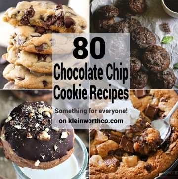 80 Chocolate Chip Cookie Recipes
