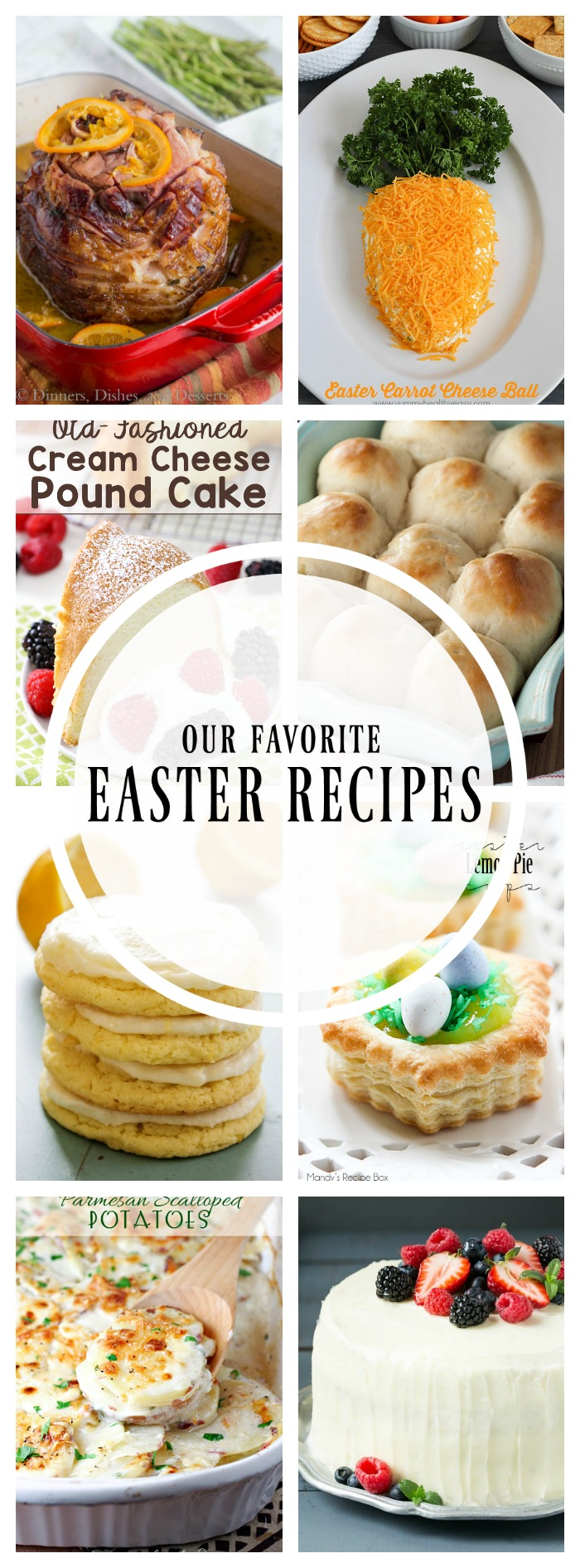 Most Popular Favorite Easter Recipes