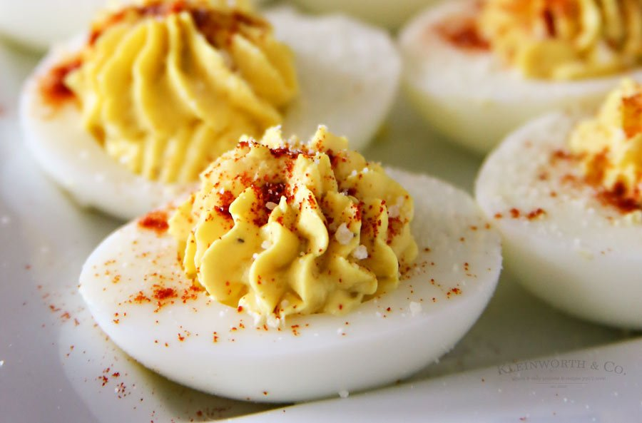 Traditional Deviled Eggs