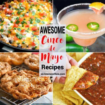 Awesome Cinco de Mayo Recipes
