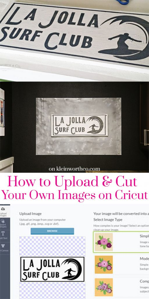 Can I Upload My Own Images to Cricut?