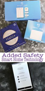 Added Safety Smart Home Technology