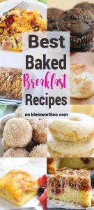 Best Baked Breakfast Recipes