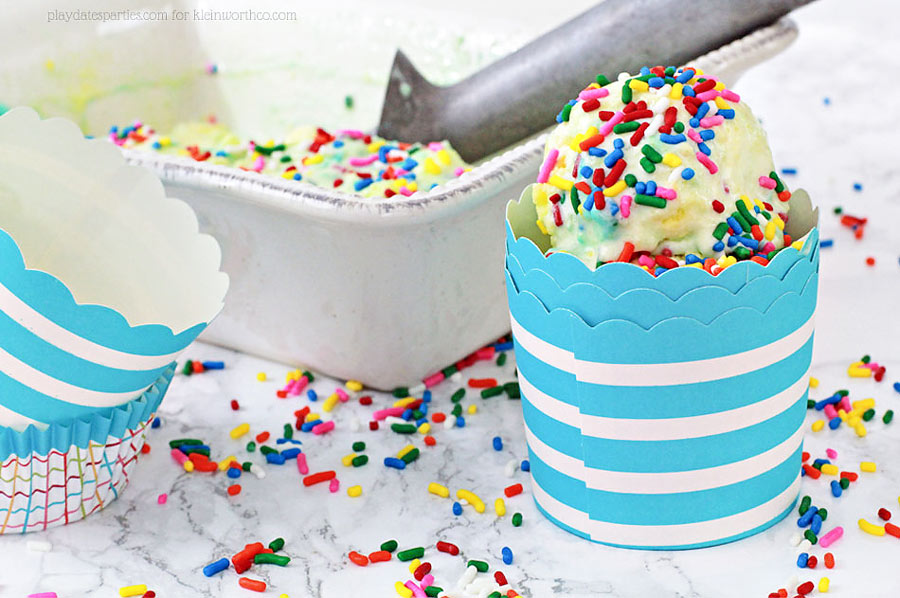 Fantastic Birthday Cake Ice Cream Kleinworth Co Funny Birthday Cards Online Inifodamsfinfo