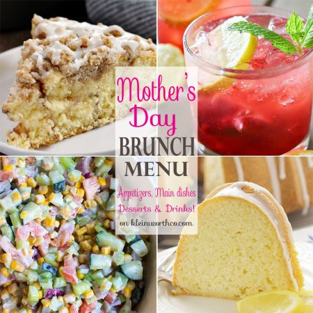 Best Mothers Day Brunch Menu