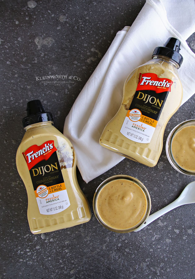 South Carolina Spicy Dijon Mustard BBQ Sauce