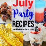 4th of July Party Recipes