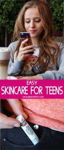 Easy Skincare for Teens