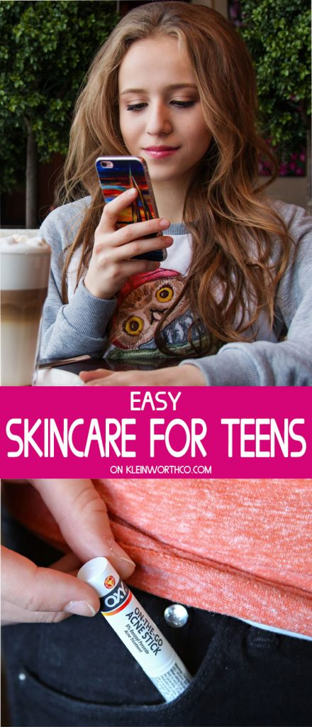 Easy Skincare for Teens