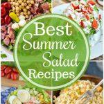 Best Summer Salad Recipes