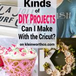 Awesome DIY Projects Made with Cricut