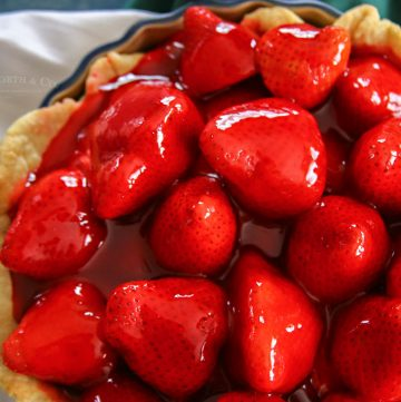 30-Minute Strawberry Pie