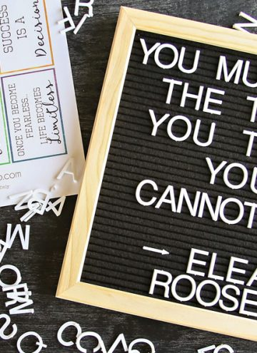 Encouragement Lunch Notes Back to School