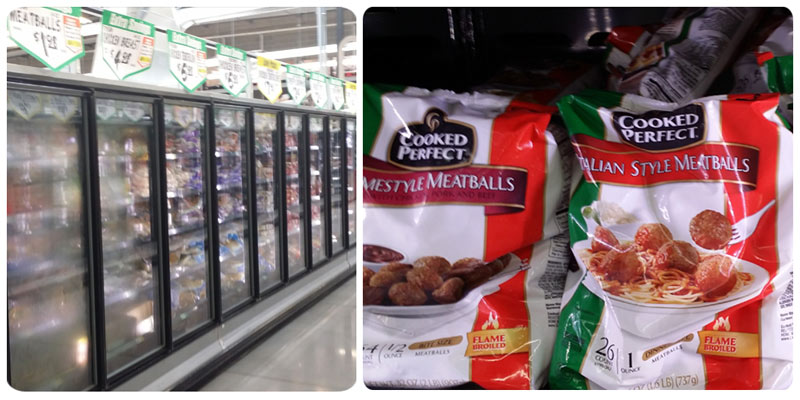 Kicky BBQ Ale Meatballs in store