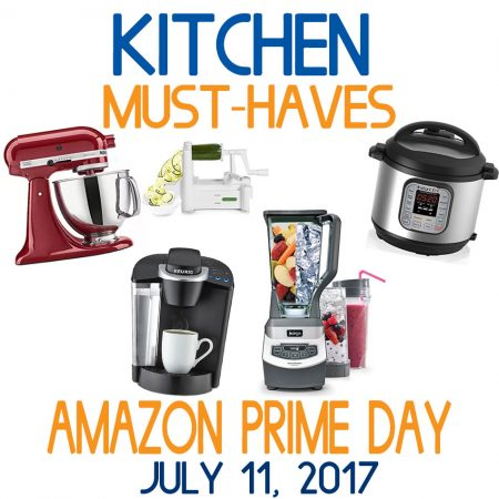 Kitchen Must-Haves on Amazon Prime Day (July 11)