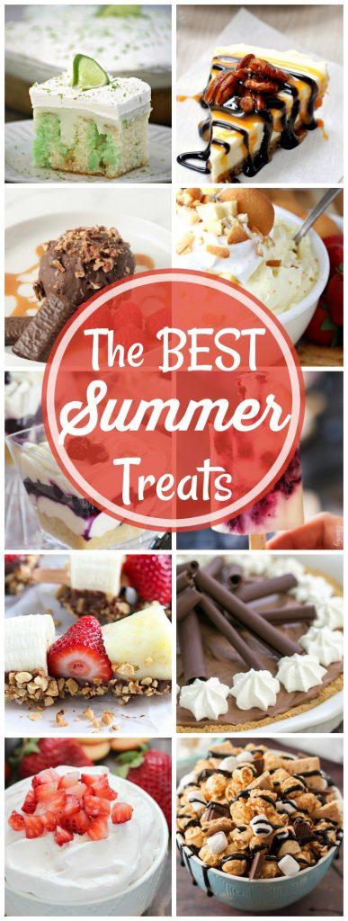 Best Summer Treat Recipes